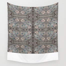 The Wind Is Blowing But I'm Not Home Wall Tapestry