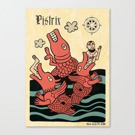 PISTRIX Canvas Print