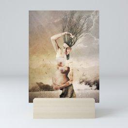 THE FOREST (II) Mini Art Print