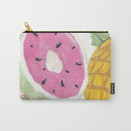 Seasonal Donuts-Summer Carry-All Pouch