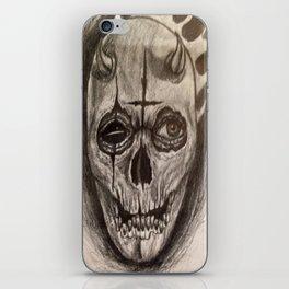 Sinful Death iPhone Skin