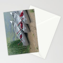 Canoes to Go Stationery Cards