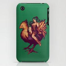 Mog's Chocobo Riding Club iPhone (3g, 3gs) Slim Case