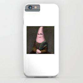Mona Patrick iPhone Case