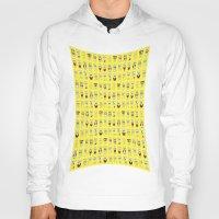 spongebob Hoodies featuring spongebob  , spongebob  games, spongebob  blanket, spongebob  duvet cover by ira gora