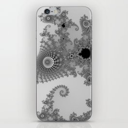 males mandelbrot abstract iPhone Skin