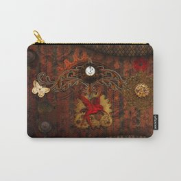 Noble steampunk design Carry-All Pouch