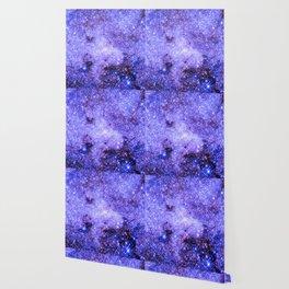 Lavender gAlAxy. Wallpaper