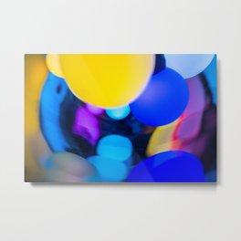 colourful lights Metal Print