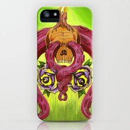 Mariana's Grave iPhone Case