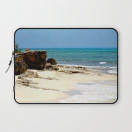 Grand Turk Beach Laptop Sleeve
