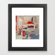 RMOO Framed Art Print