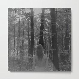 [TRT002] Yara - Metamorphosis I Metal Print