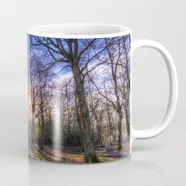 The Morning Sun Forest Coffee Mug