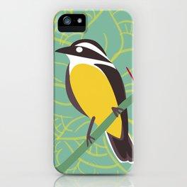 Bicho Feo - Bienteveo iPhone Case