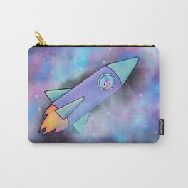 Wondrous & Whimzical Places: Bear and his Rocket Carry-All Pouch