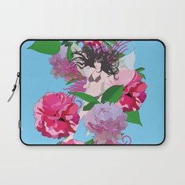 Peony & Fairy Laptop Sleeve