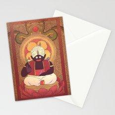 Enlightened Mr. Popo Stationery Cards