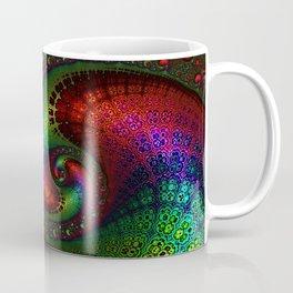 Metal Spiral Coffee Mug
