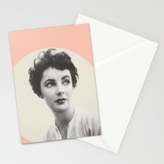 My Elizabeth Taylor Stationery Cards