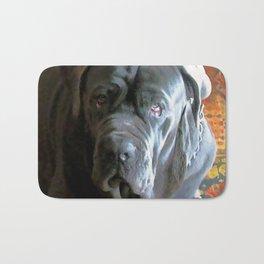 My dog Ovelix! Bath Mat