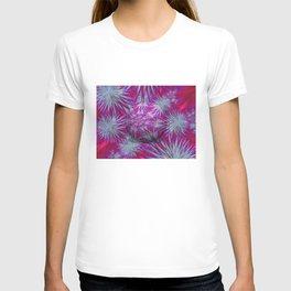 Michaelmas daisy T-shirt
