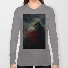 The Mussel Eater Long Sleeve T-shirt