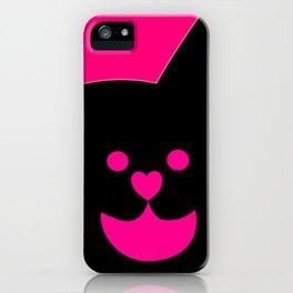 Les lapin 1 iPhone Case