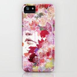 Garden IV iPhone Case