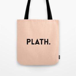 Sylvia Plath Tote Bag