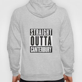 Straight Outta Canterbury - New Zealand Rugby Hoody