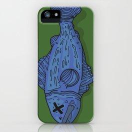 Fish 2 iPhone Case