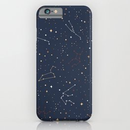 Constellation iPhone Case