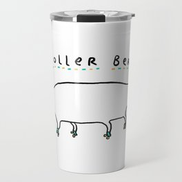 Roller Bear Travel Mug