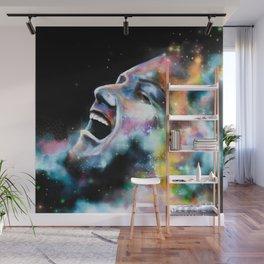 scream Wall Mural