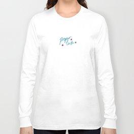Proper lush xx Long Sleeve T-shirt