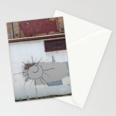 Other Side of the Tracks Stationery Cards