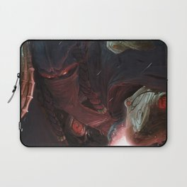 A Close Fight Laptop Sleeve