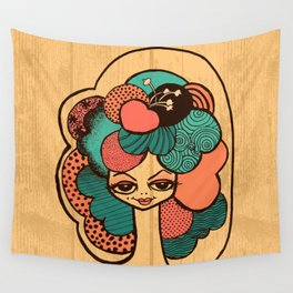 so vintage and so loveable! Wall Tapestry