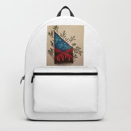 Red Tent Rune Backpack