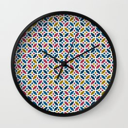 Pattern1 Wall Clock