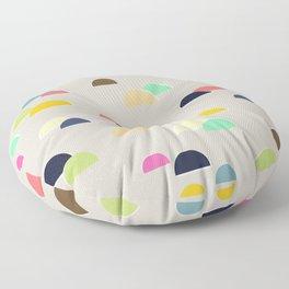 Happy Hills Floor Pillow