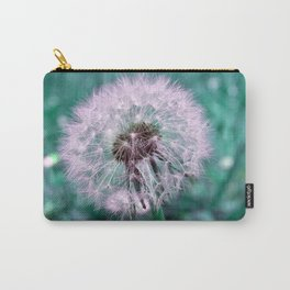DANDELION - puffball Carry-All Pouch