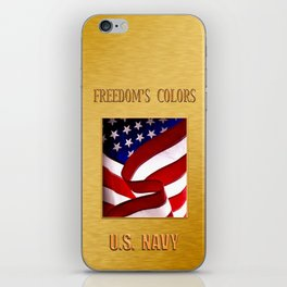 U.S. Navy iPhone Skin