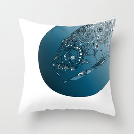 See A Turtle Throw Pillow