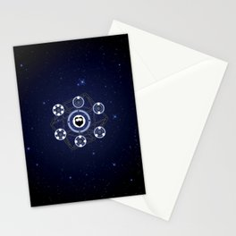 Community | Darkest Timeline Stationery Cards