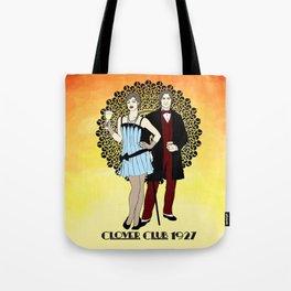 Clover Club - 1920s Tote Bag