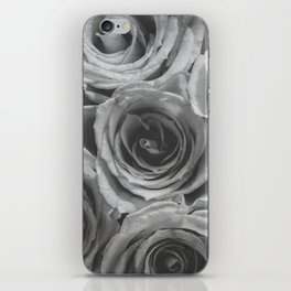 Textured Floral iPhone Skin