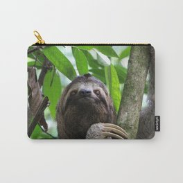 Sloth_20171101_by_JAMFoto Carry-All Pouch