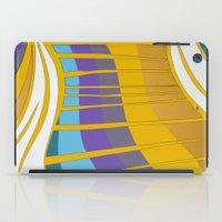leah flores iPad Cases featuring Leah by Jackie Elefante